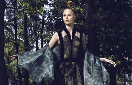 Konstantin Lukin et la Haute couture russe