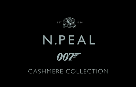 James Bond à nouveau en N.Peal ?