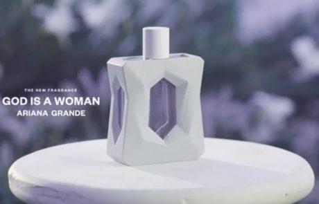Ariana Grande lance un parfum… pour nettoyer l'océan