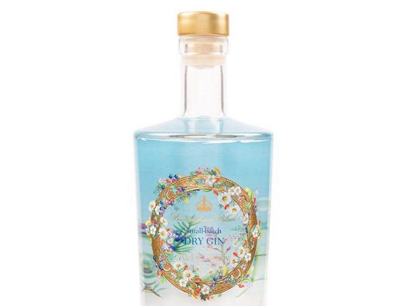 La famille royale anglaise se relance avec un gin luxueux