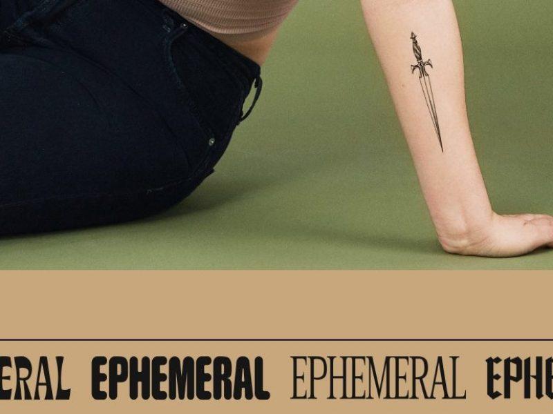 La tendance au tatouage éphémère ne faiblit pas