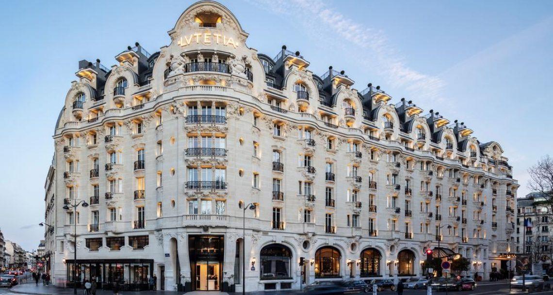 Série «Hôtels et palaces de légende»: le Lutetia, entre histoire et modernité