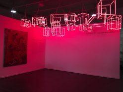 Exposition: «Le rouge des villes et des forêts», au Château La Dominique