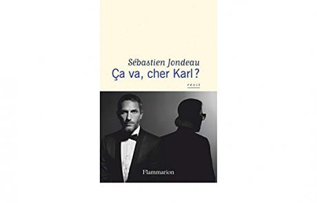 Un nouveau livre sur Karl Lagerfeld