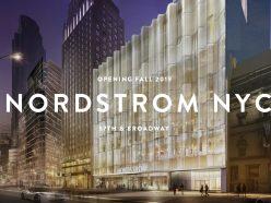 Le prochain grand magasin de Nordstrom se dévoile
