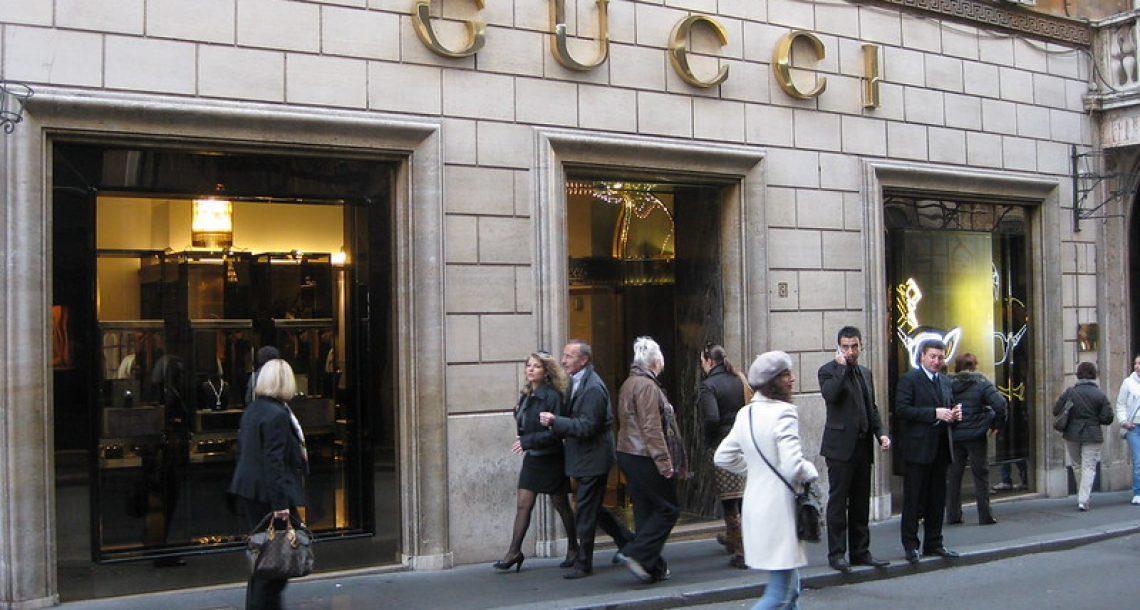 Gucci fait dégringoler Kering