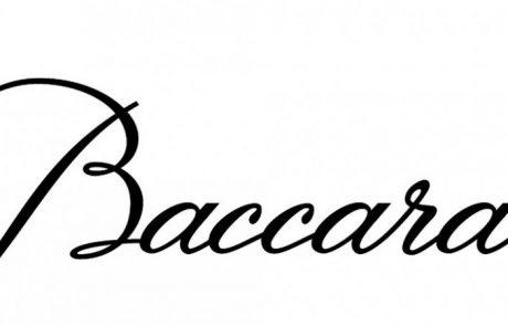 Baccarat s'expose à Shanghai