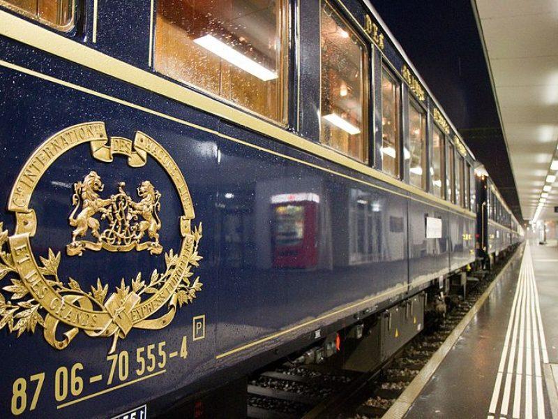 Le charme de l'Orient-Express