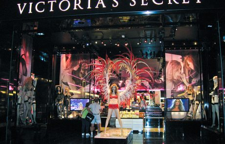 Victoria's Secret dans la tourmente