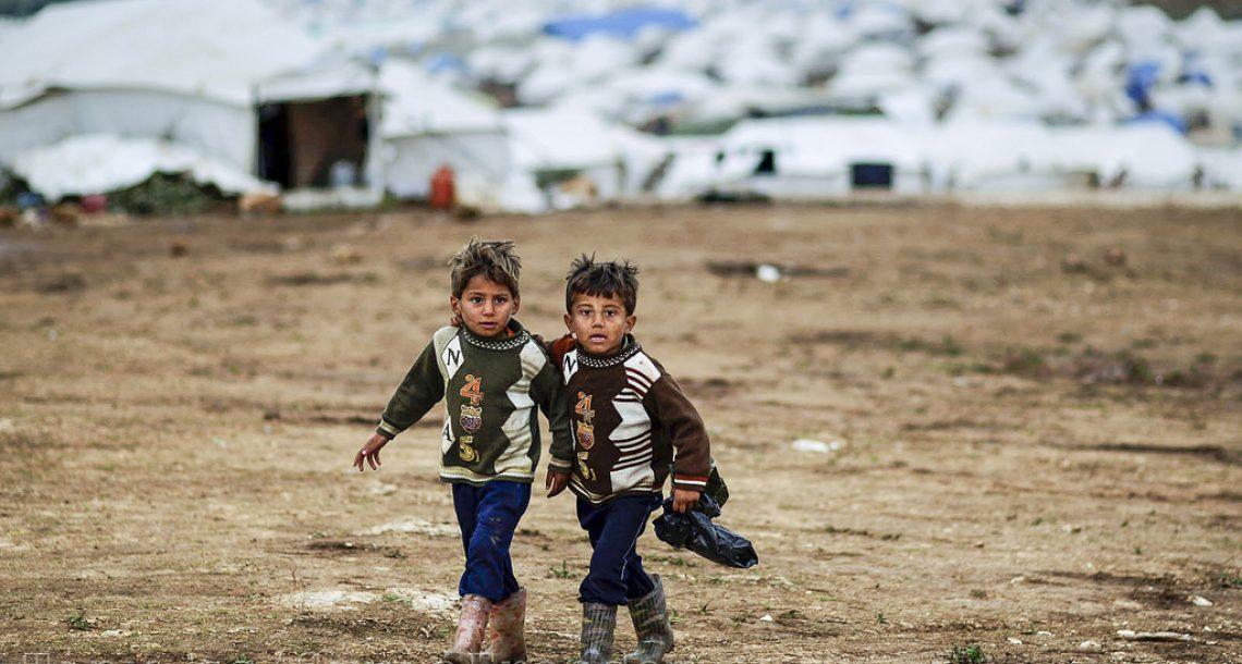 Bulgari: Jean-Christophe Babin au chevet des enfants réfugiés de Jordanie