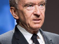Bernard Arnault : « Nous allons construire le plus grand groupe de luxe du monde »