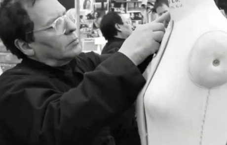 Exposition L'art du tailleur à Paris