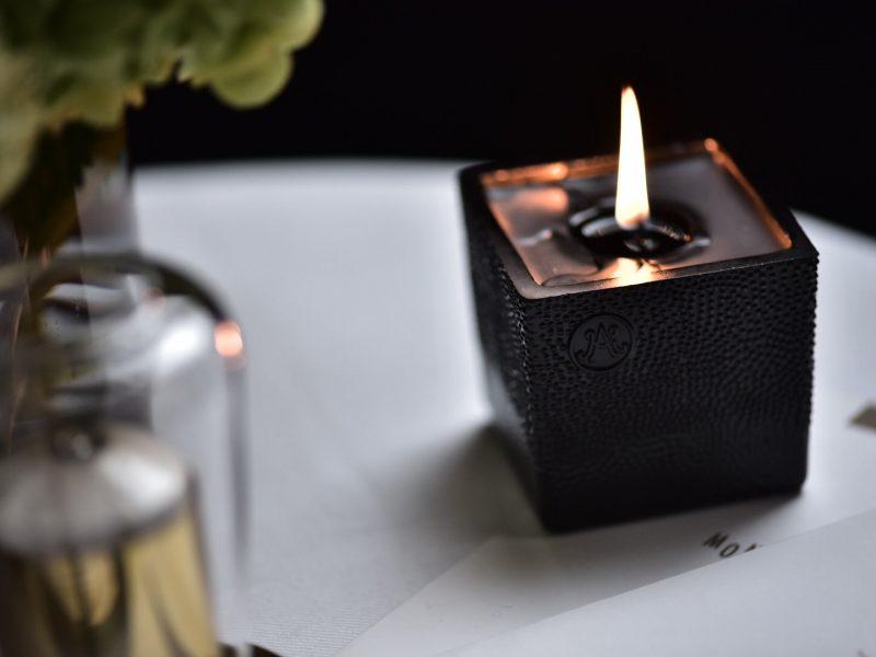 L'armagnac inspire les bougies de luxe d'Amanda de Montal