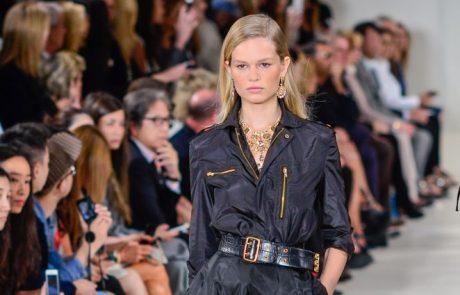 Anna Ewers incarne la collection Rose des Vents pour Dior Joaillerie