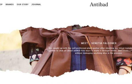Antibad, la marketplace engagée