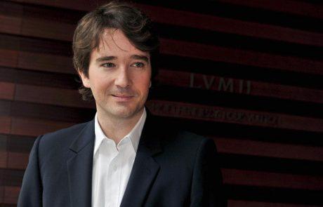 Antoine Arnault à la tête de la communication LVMH