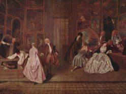 Exposition: «La Fabrique du Luxe. Les marchands merciers parisiens au XVIIIe siècle»