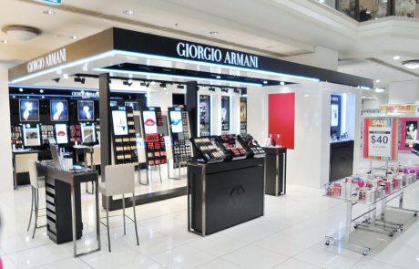 L'Oréal et Armani renouvellent leur partenariat