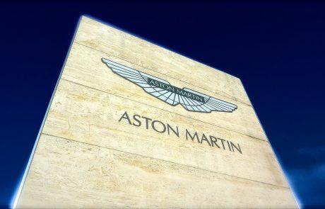 La Volante Vision Concept : la voiture volante du futur selon Aston Martin