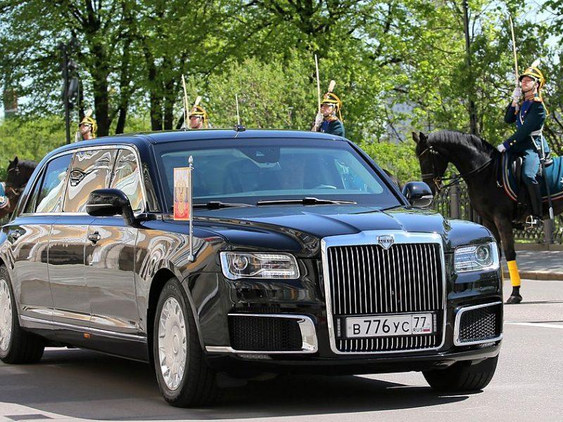 Voitures de luxe : Aurus ouvre son premier showroom à Moscou