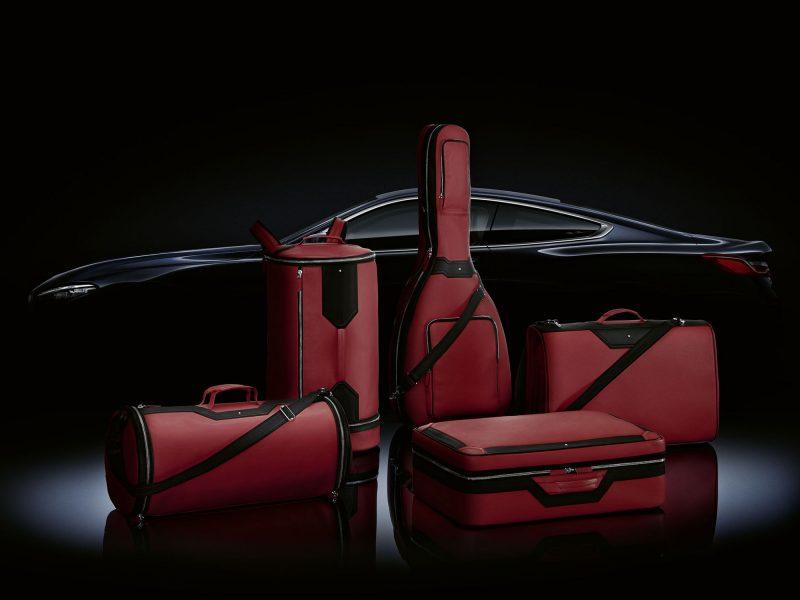 BMW et Montblanc cosignent une gamme de bagagerie
