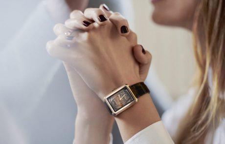 La nouvelle montre Boy-friend de Chanel
