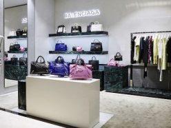 Balenciaga signe une collection pour les espèces menacées