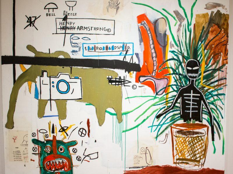 Exposition Schiele-Basquiat, ou la rencontre de deux monstres sacrés