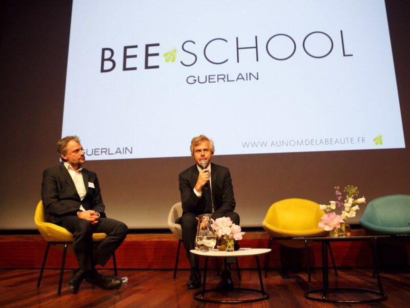 Guerlain lance sa «Bee School»