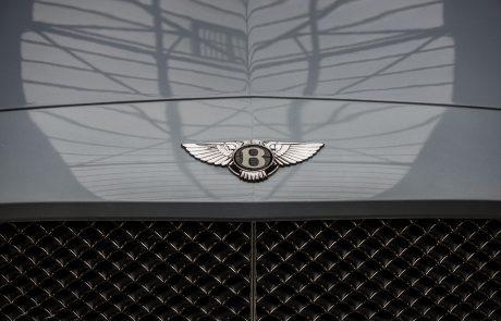 Bentley lance sa collection de bijoux