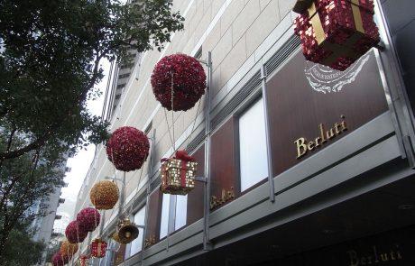 Berluti ouvre sa 50e boutique