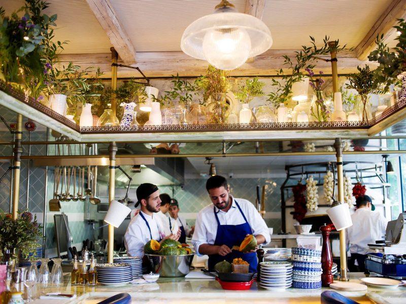 Forbes dévoile le classement des restaurants les plus «verts»
