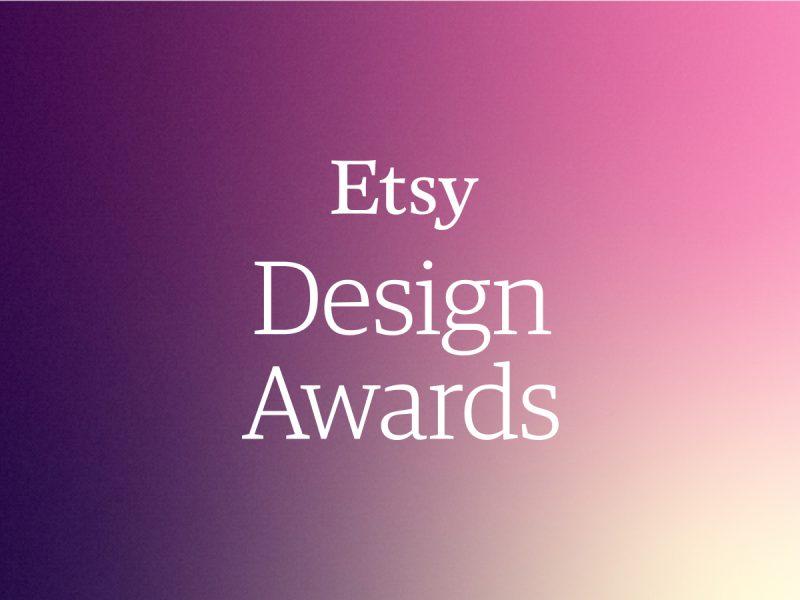 Etsy Design Awards: le palmarès