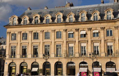 Boucheron rouvre son hôtel de la place Vendôme