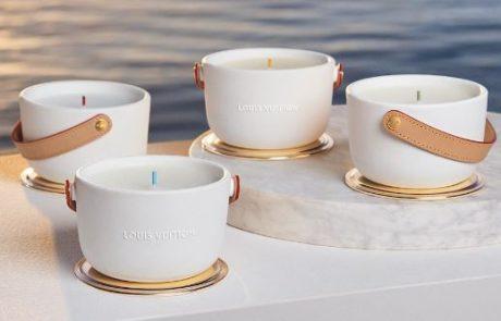 Louis Vuitton s'attaque au marché des bougies de luxe