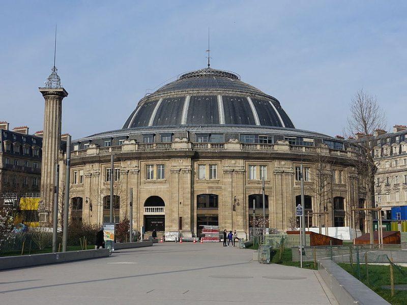 La Halle aux Grains : le futur restaurant de Michel Bras à la Bourse du Commerce