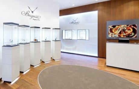 Breguet inaugure sa nouvelle boutique à Moscou