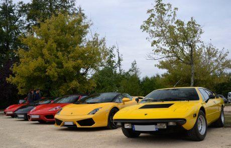 Brésil : coup d'arrêt à la production de Ferrari de contrefaçon