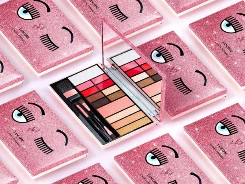 Chiara Ferragni lance sa ligne maquillage chez Lancôme