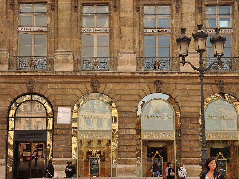 Buccellati déménage rue Saint-Honoré à Paris