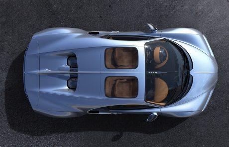 Bugatti dévoile sa Chiron Sky View