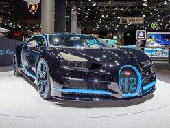Bugatti fête ses 110 ans avec la Chiron Sport