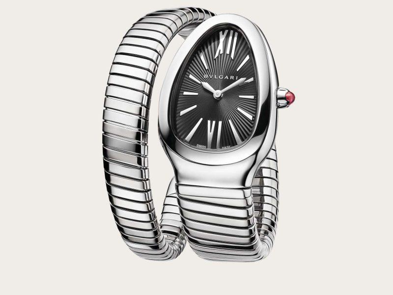 Serpenti : la nouvelle collection de montres Bulgari