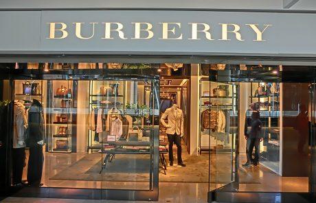 Burberry se lance dans la réalité augmentée