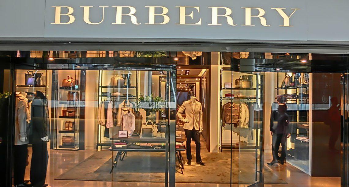 Burberry : vers des pratiques plus éthiques