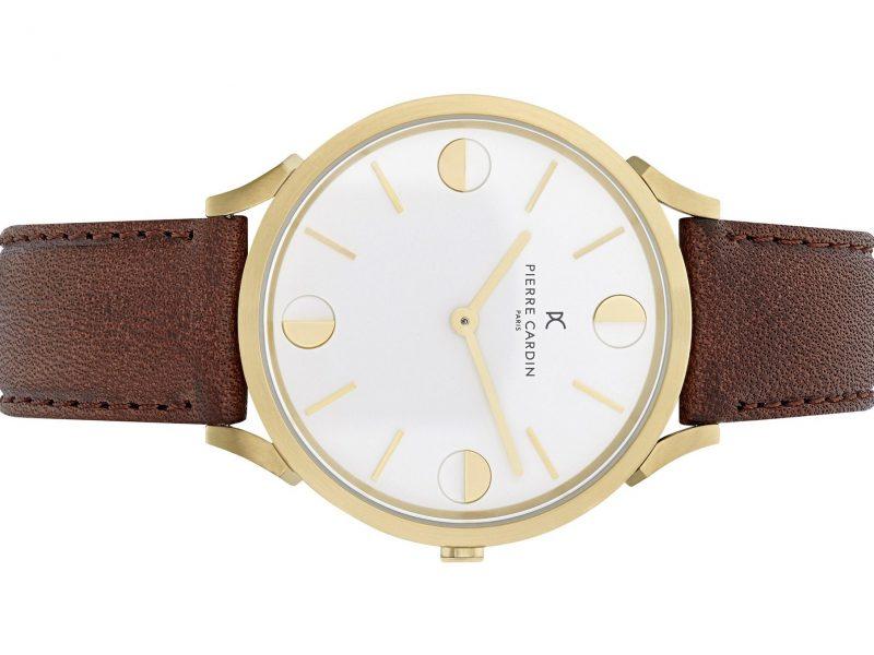 Les montres Pierre Cardin font leur retour