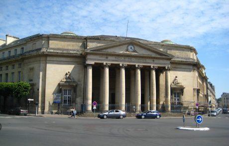 Le palais de justice de Caen reconverti en hôtel de luxe
