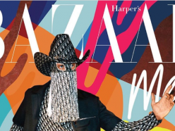 Kim Jones invité d'Harper's Bazaar Men