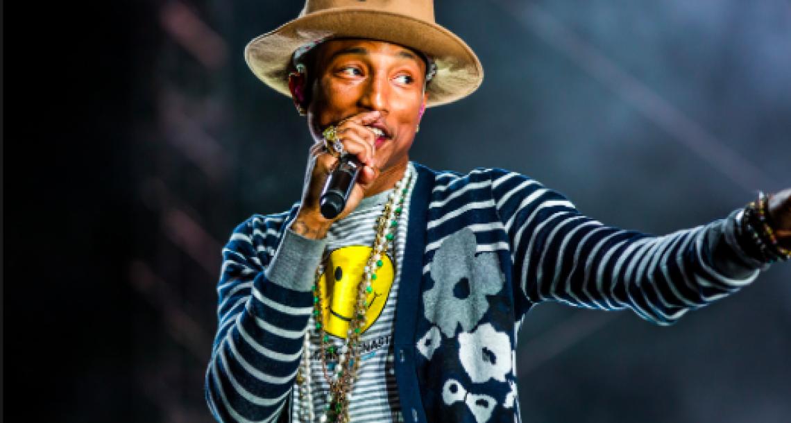 Série «Clientes et égéries célèbres» : quand Pharrell rencontre Chanel