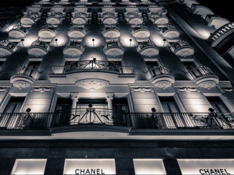 Chanel et Farfetch inaugurent leur «boutique de demain»